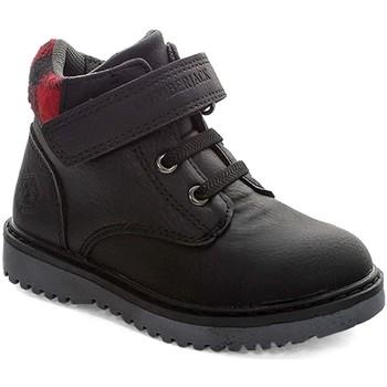 Skor Barn Boots Lumberjack SBB8901 001 S01 Svart