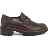 Skor Dam Loafers CallagHan 13438 Brun