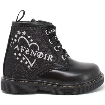 Skor Flickor Boots Café Noir C-1510 Svart