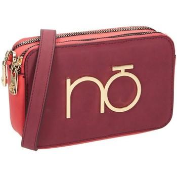Väskor Dam Handväskor med kort rem Nobo 102030 Körsbär