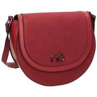 Väskor Dam Handväskor med kort rem Nobo 88840 Röda