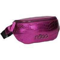 Väskor Dam Handväskor med kort rem Nobo 112280 Rosa