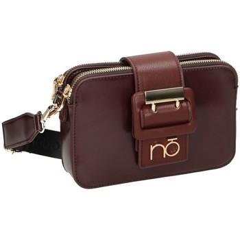 Väskor Dam Handväskor med kort rem Nobo 101470 Rödbrunt