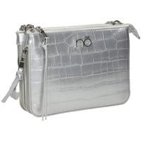 Väskor Dam Handväskor med kort rem Nobo 112310 Silver