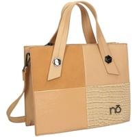 Väskor Dam Handväskor med kort rem Nobo 101150 Beige