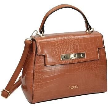 Väskor Dam Handväskor med kort rem Nobo 99300 Bruna