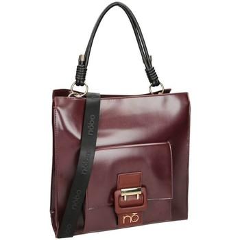 Väskor Dam Handväskor med kort rem Nobo 101160 Rödbrunt
