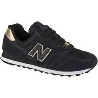 Skor Dam Sneakers New Balance 373 Svarta