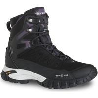 Skor Dam Vandringskängor Trezeta Chaussures de randonnée femme  Shan Wp noir/violet