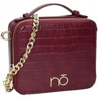 Väskor Dam Handväskor med kort rem Nobo 44660 Rödbrunt