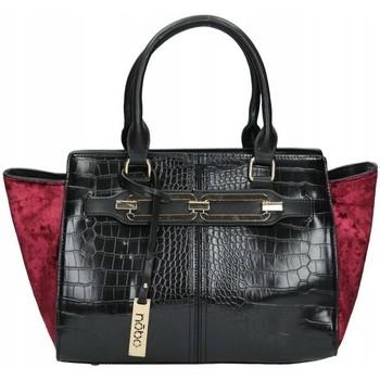 Väskor Dam Handväskor med kort rem Nobo 44460 Svarta, Röda