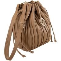 Väskor Dam Handväskor med kort rem Nobo 124840 Beige