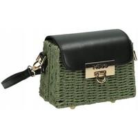 Väskor Dam Handväskor med kort rem Nobo 47420 Svarta, Gröna