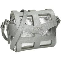 Väskor Dam Handväskor med kort rem Nobo 119250 Silver