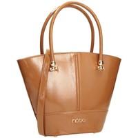 Väskor Dam Handväskor med kort rem Nobo 119300 Beige