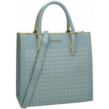 Väskor Dam Handväskor med kort rem Nobo 46220 Blå