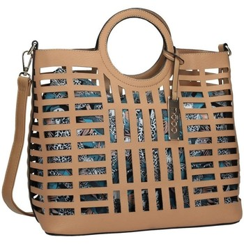 Väskor Dam Handväskor med kort rem Nobo 69130 Beige