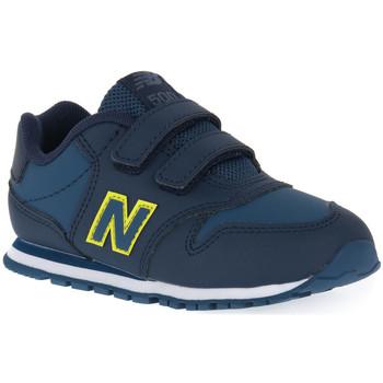 Skor Pojkar Träningsskor New Balance WNN 500 Blu
