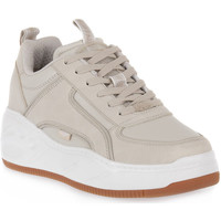 Skor Dam Sneakers Buffalo FLAT SIMPLE 2 CREAM Beige