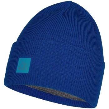 Accessoarer Mössor Buff Crossknit Beanie Bleu