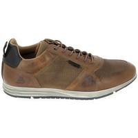 Skor Sneakers Bullboxer 477P21153 Cognac Beige