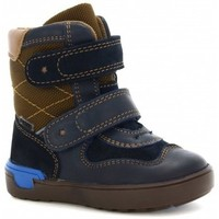 Skor Barn Boots Bartek W918742C0Z Gråa, Bruna