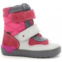 Skor Barn Boots Bartek W7187416P Vit, Röda