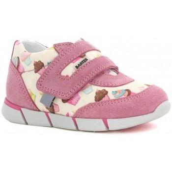 Skor Barn Sneakers Bartek T51949SPK Krämiga, Rosa