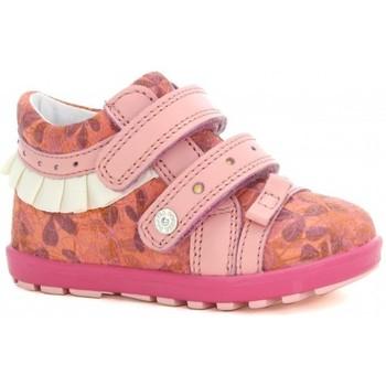 Skor Barn Höga sneakers Bartek Mini First Steps Orange, Rosa