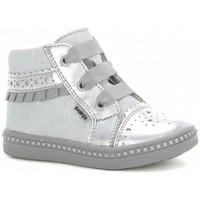 Skor Barn Boots Bartek W5184612D Gråa, Silver