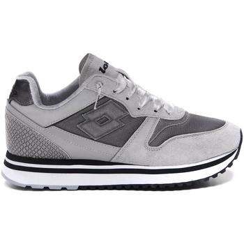 Skor Dam Sneakers Lotto 213087 Grå