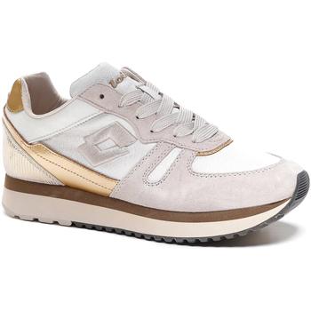 Skor Dam Sneakers Lotto 212420 Rosa