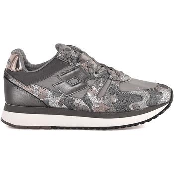 Skor Dam Sneakers Lotto T7437 Grå