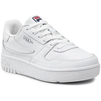 Skor Herr Sneakers Fila FX Ventuno L Vit