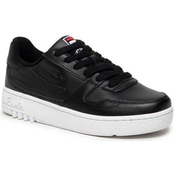 Skor Herr Sneakers Fila FX Ventuno L Svarta