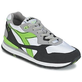 Skor Sneakers Diadora N-92 Vit / Svart / Grön