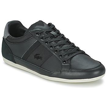 Skor Herr Sneakers Lacoste CHAYMON 116 1 Svart / Grå