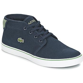 Skor Pojk Höga sneakers Lacoste AMPTHILL 116 2 Marin