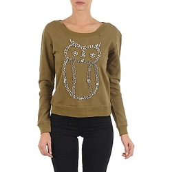 textil Dam Sweatshirts Lollipops POMODORO LONG SLEEVES Kaki