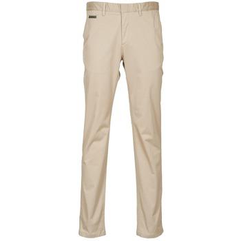 textil Dam Chinos / Carrot jeans Kulte PANTALON ARCADE 101820 BEIGE Beige
