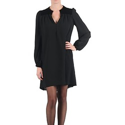 textil Dam Korta klänningar Brigitte Bardot BB43119 Svart