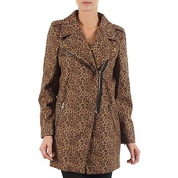 textil Dam Kappor Brigitte Bardot BB43110 Brun / Leopard