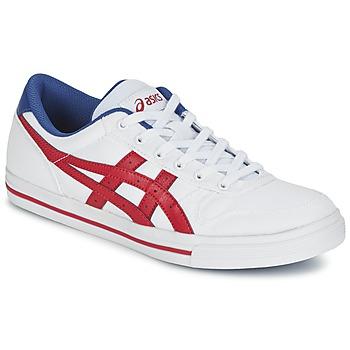Skor Sneakers Asics AARON Vit / Röd