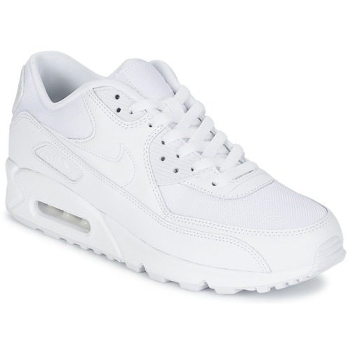 low priced 00a68 a5cd1 Skor Herr Sneakers Nike AIR MAX 90 ESSENTIAL Vit