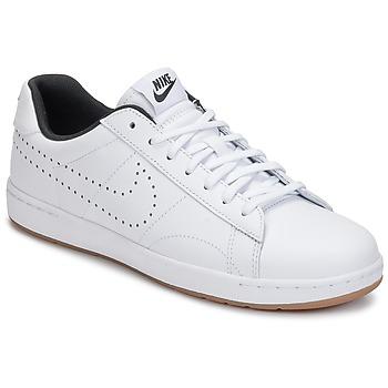 Skor Dam Sneakers Nike TENNIS CLASSIC ULTRA LEATHER W Vit / Svart