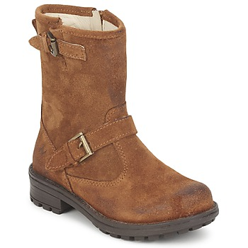 Skor Flick Boots Naturino  Guldbrun