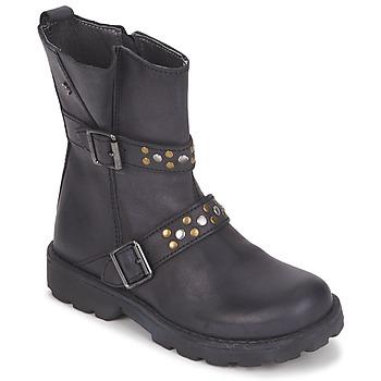 Skor Flick Boots Naturino  Svart