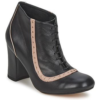 Skor Dam Boots Sarah Chofakian SALUT Svart
