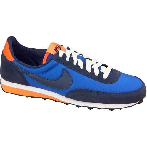 Skor Dam Sneakers Nike Elite Gs 418720-408 Blue