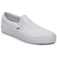Skor Slip-on-skor Vans CLASSIC SLIP ON Vit